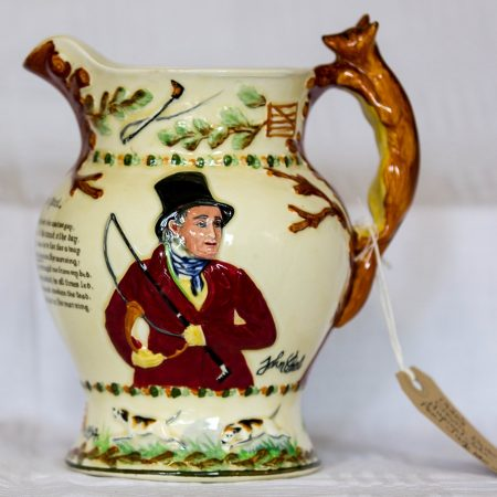 Crown Devon Jug