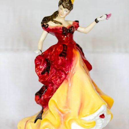42. Royal Doulton Figurine – Belle HN3703