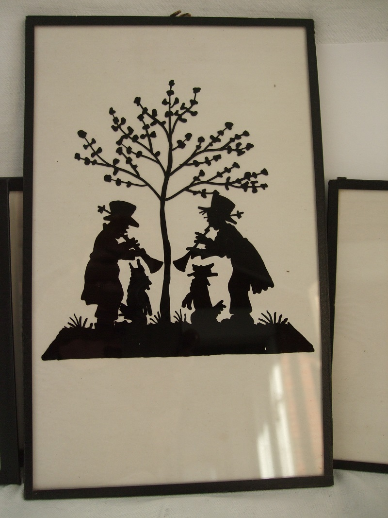 Silhouettes Fairy Tails