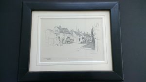 Yarmouth etching