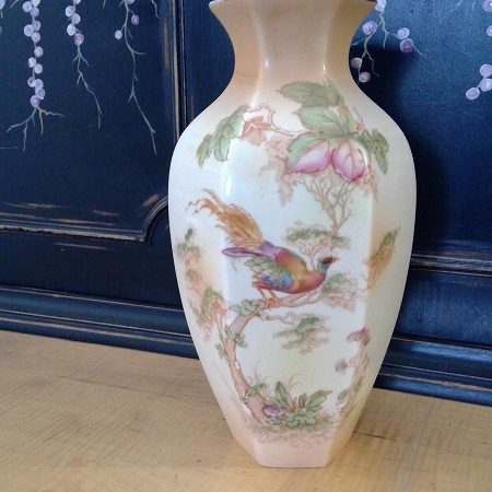 Antique Crown Ducal Vase