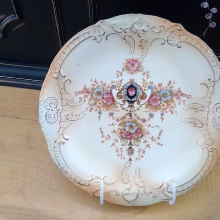 Crown Devon Fielding Plate