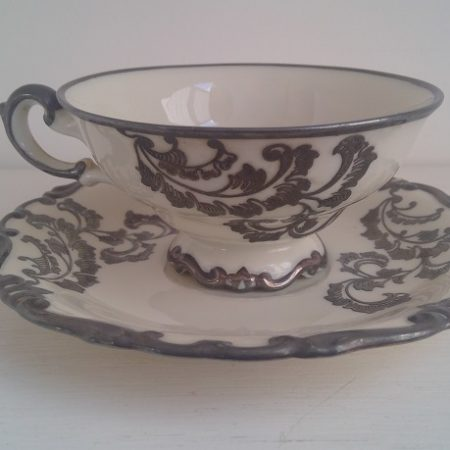 AlKa Bavaria Cup and Saucer